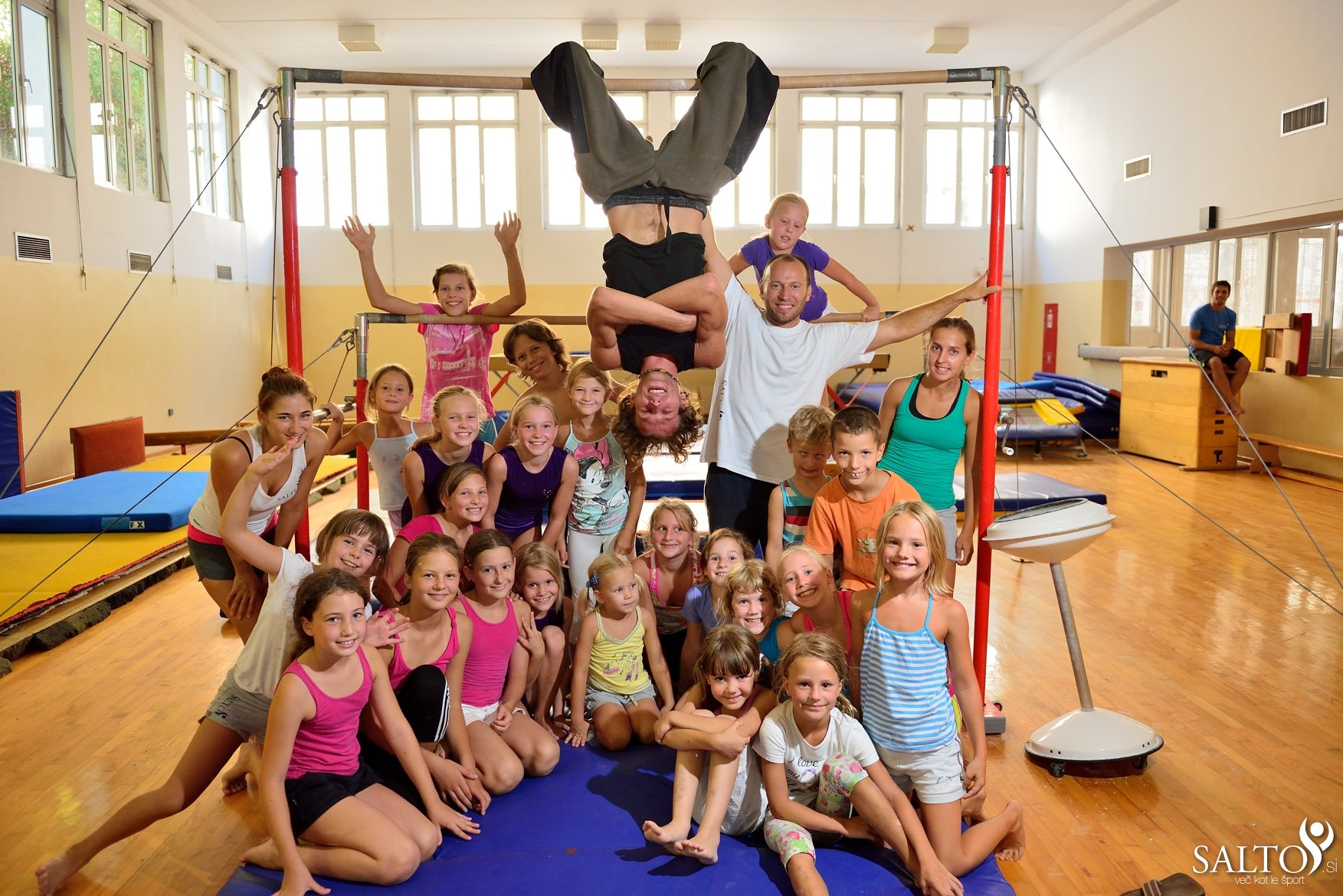 Poletna Šola Športa 2012 5 Dan