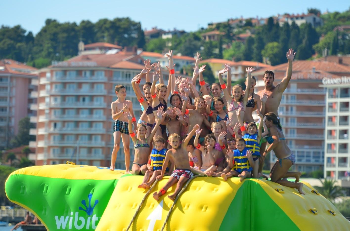 Poletna Športna Šola 2013 / Športni Kamp – dan 4
