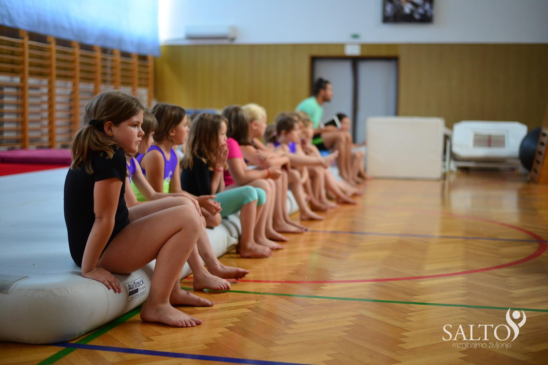 Poletna Športna Šola 2014 Koper – Drugi dan