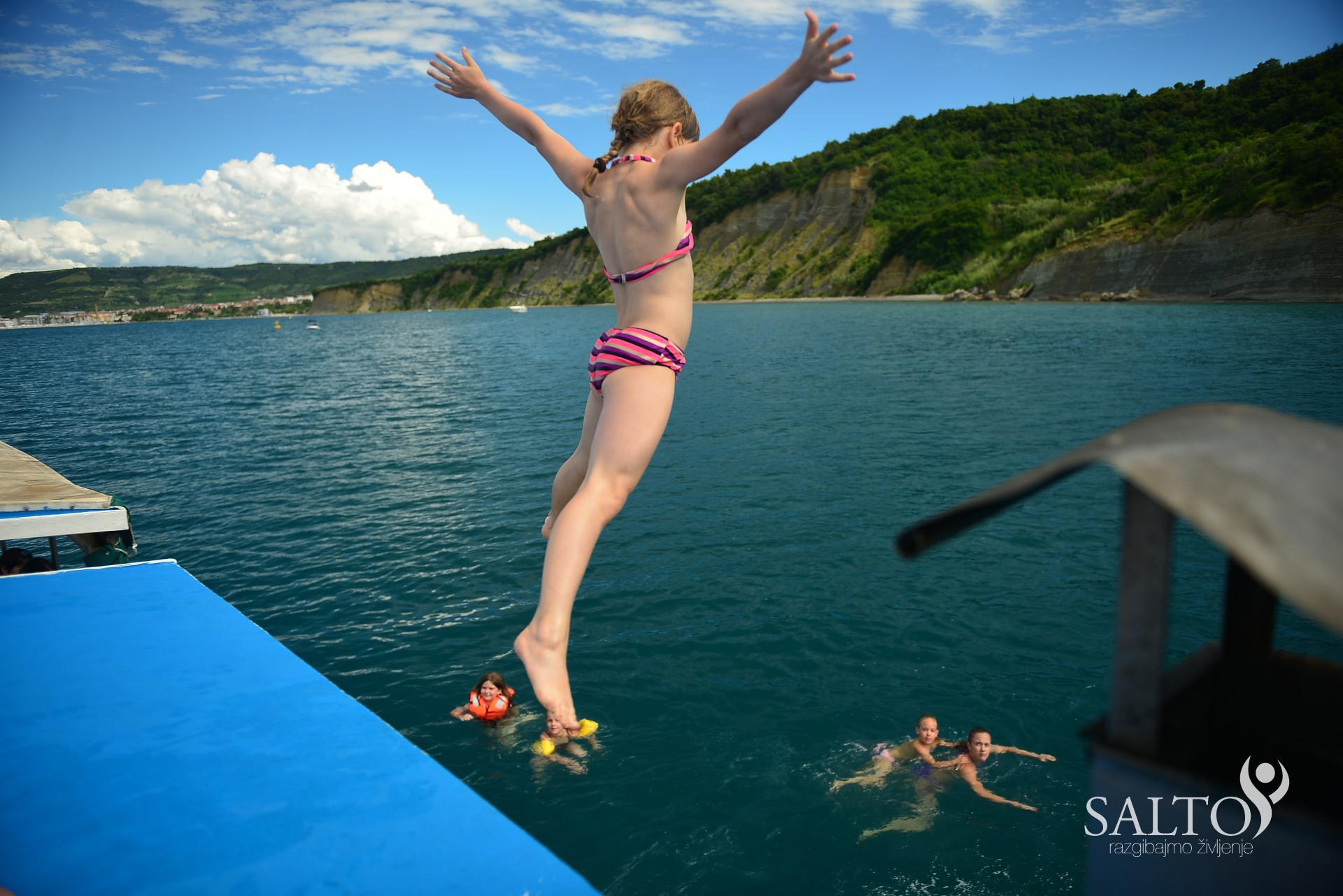Poletna Športna Šola 2014 Koper – Tretji dan