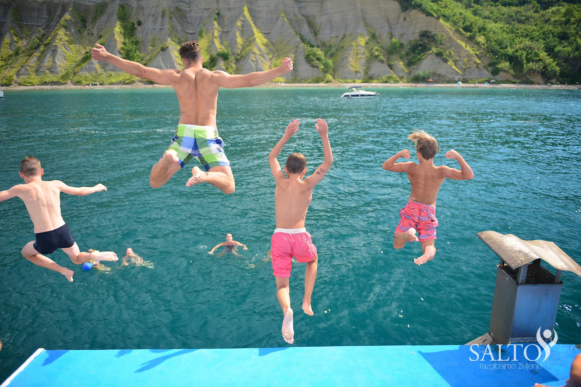 Poletna Športna Šola 2014 Koper – drugi termin – Tretji dan