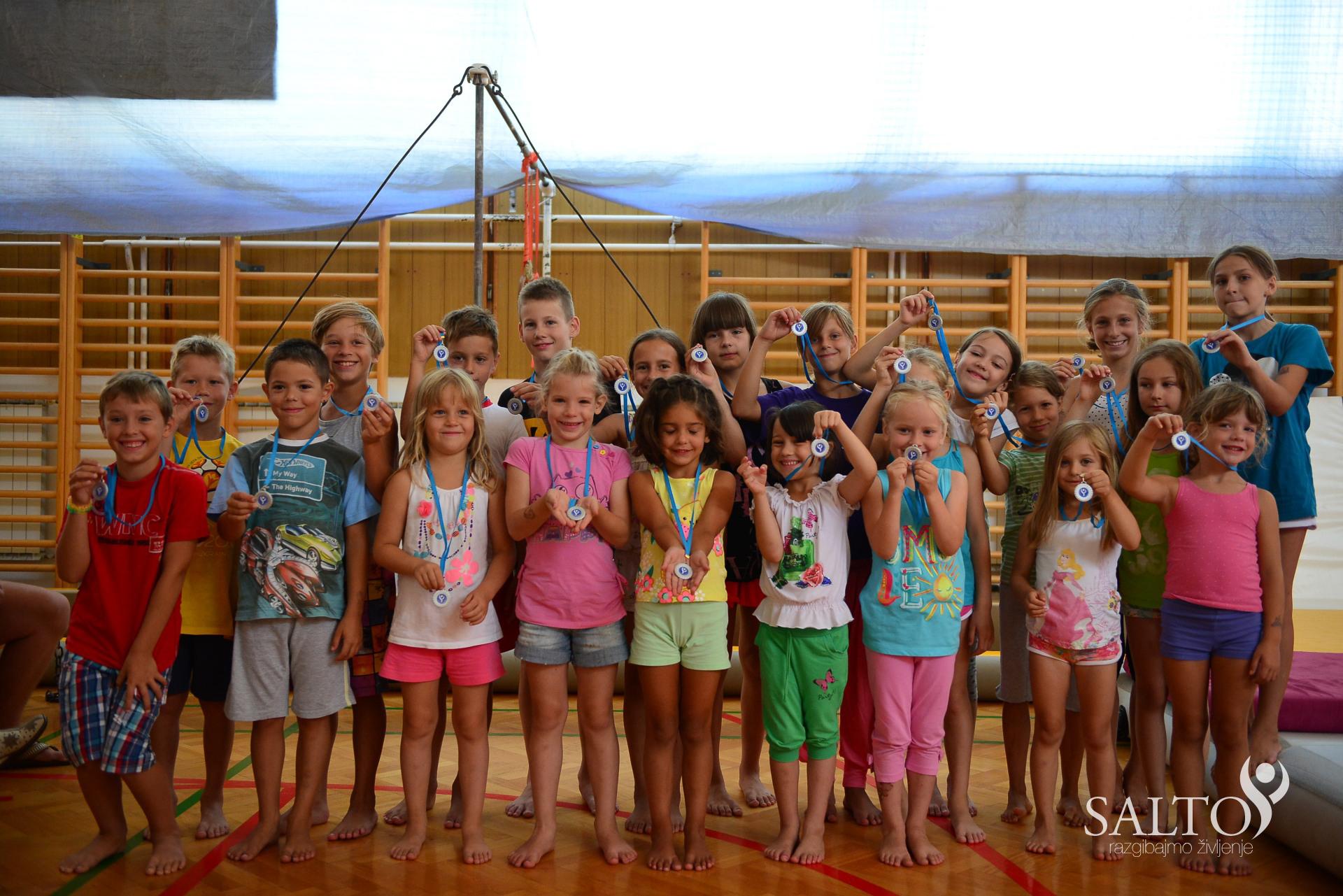 Poletna Športna Šola 2014 Koper – drugi termin – Peti ter zadnji dan
