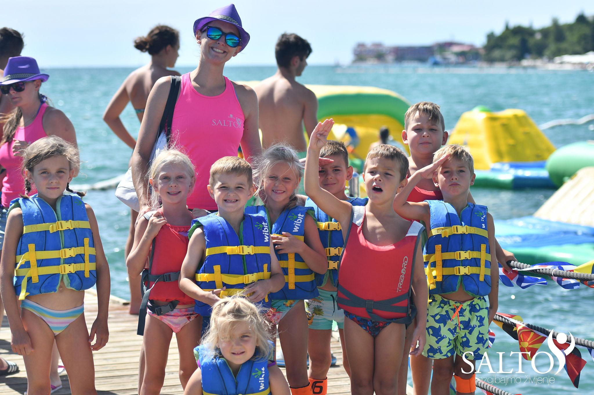 Poletni Športni Kamp -četrti dan