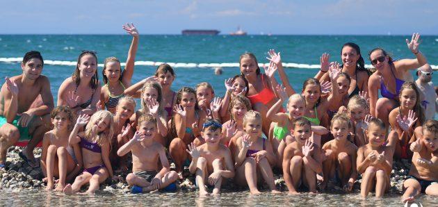 Poletni Športni Kamp -peti in zadnji dan