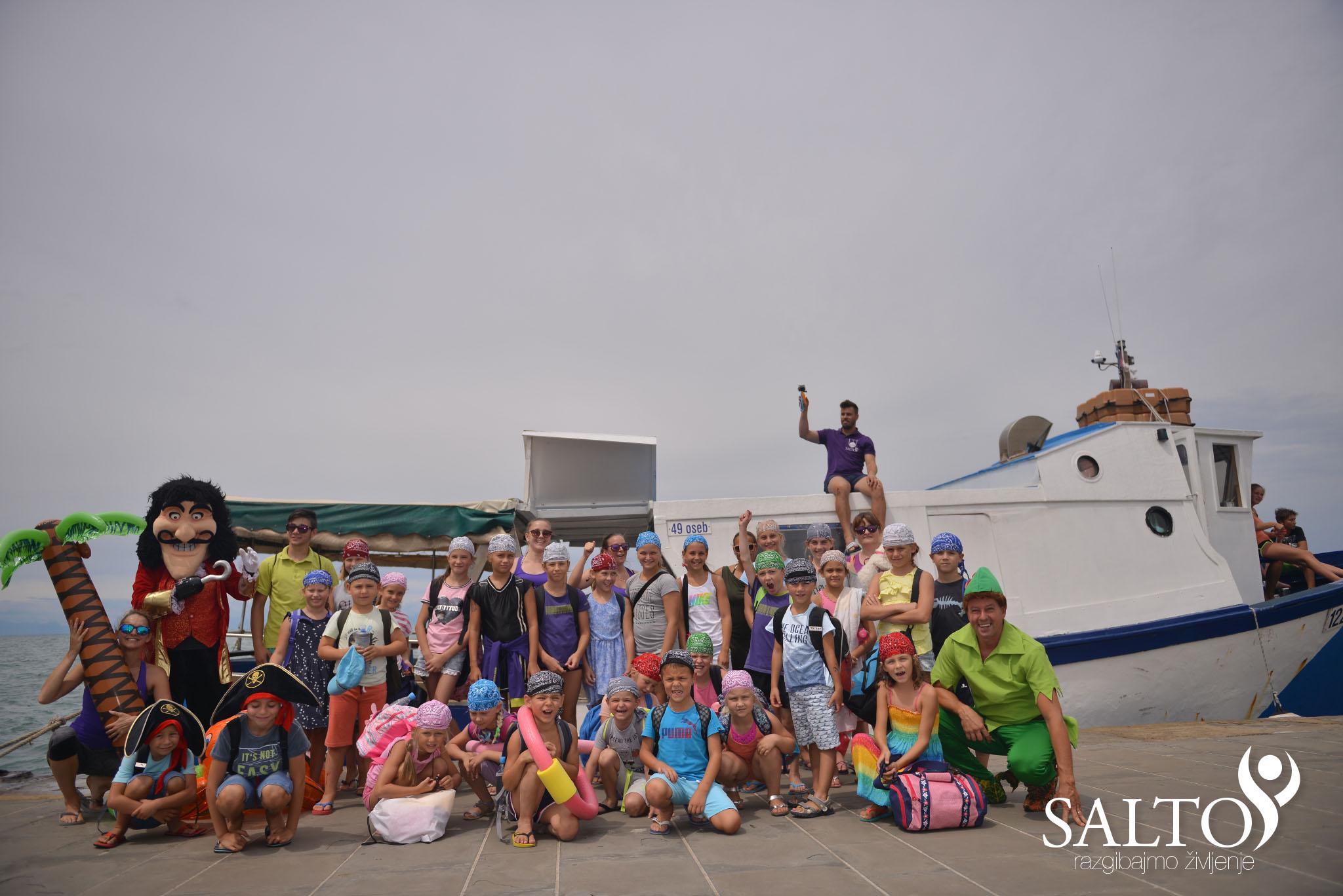 Poletni Športni Kamp -tretji dan