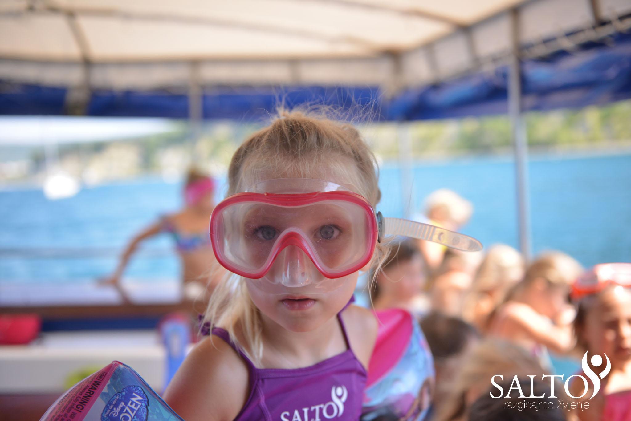Poletni kamp – Tretji dan