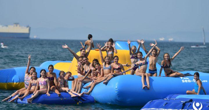 Poletni kamp – Starejše – dan 4