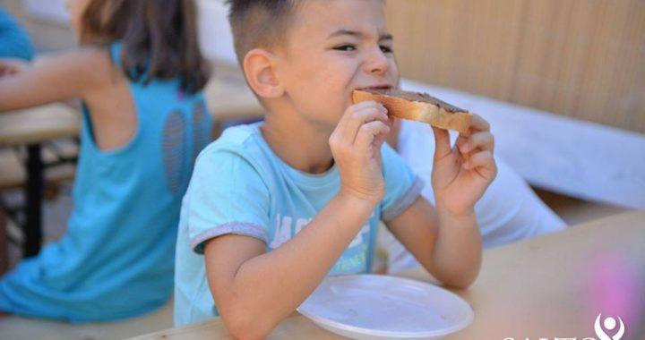 Predavanje o prehrani primerni za mladega športnika