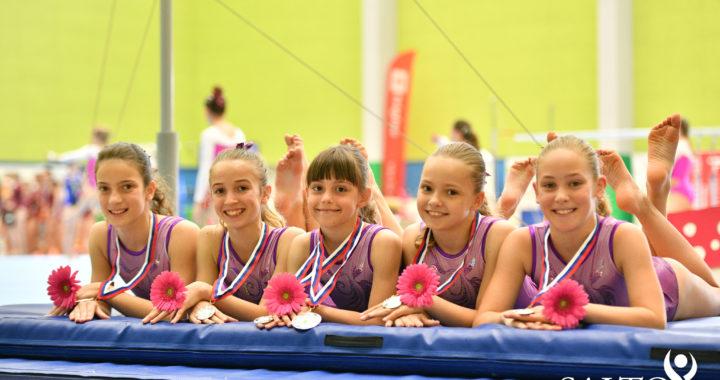 Pokal Slovenije v ženski športni gimnastiki 2019