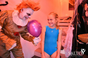Halloween v Salto