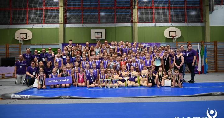Državno prvenstvo v akrobatiki za leto 2019