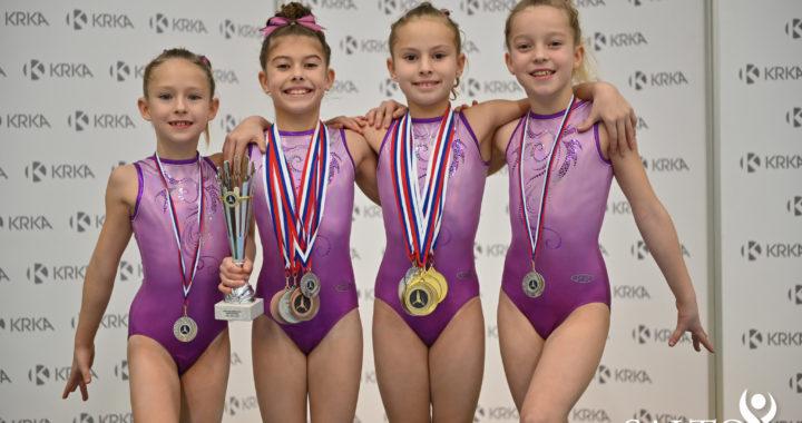 Državno prvenstvo v športni gimnastiki 2019