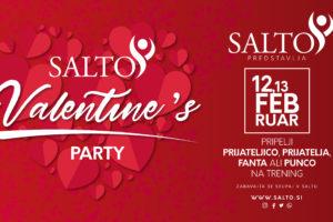 Valentinovo v Saltu