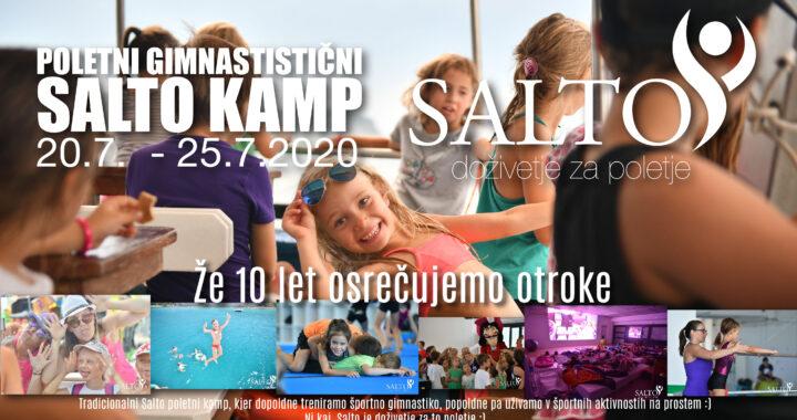 Poletni Športni Kamp 2020