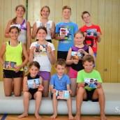 Poletni gimnastični kamp 2015 drugi termin zadnja dneva