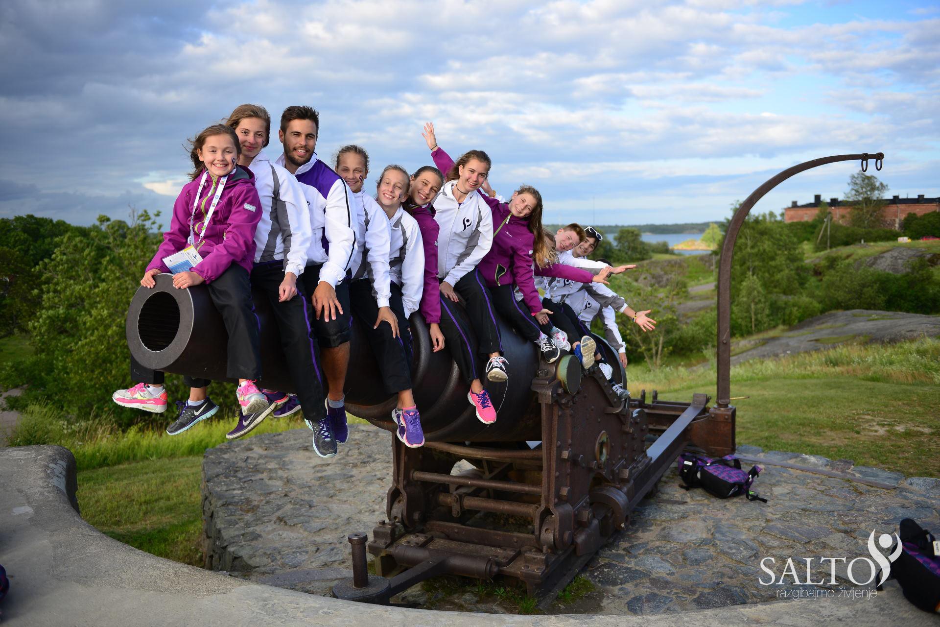 15th World Gymnaestrada 2015 – Helsinki Finland day 8